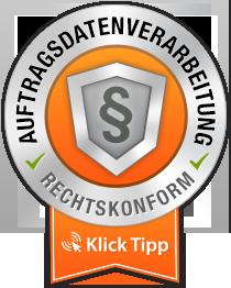 Auftragsdatenverarbeitung durch Klicktipp