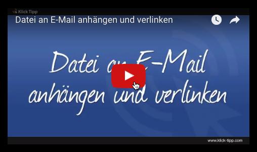 E-Mails mit Video versenden: Video-Vorschaubild