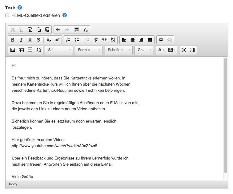 Follow Up E Mails Interessenten In Kunden Verwandeln Klick Tipp