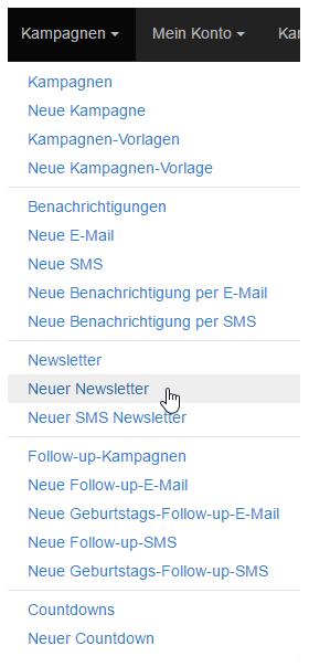 Newsletter erstellen: Spam-Score