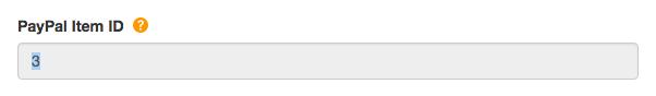 PayPal-Button bearbeiten