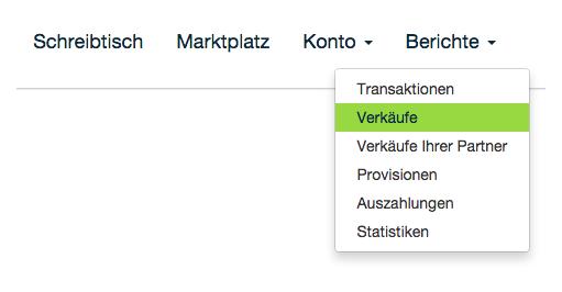 Partnerprogramm Anmeldung - Online Geld verdienen: Digistore24 Stats