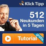 E-Ma il Marketing: 512 Neukunden in 5 Tagen! Kostenlose Schulung!