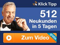 E-Mail Marketing: 512 Neukunden in 5 Tagen! Kostenlose Schulung!