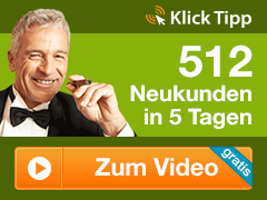 E-Mail Marketing: 512 Neukunden in 5 Tagen! Kostenlose Schulung!
