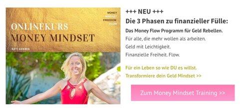 Dein Geld Mindset für mehr Freiheit