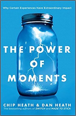 Buch Power of moments