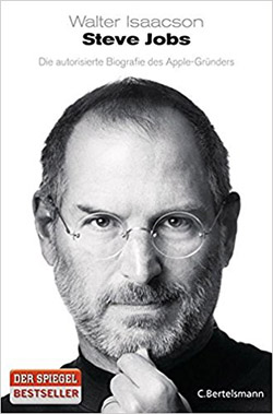 Buch Steve Jobs