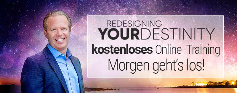 Redesign YourDestinity