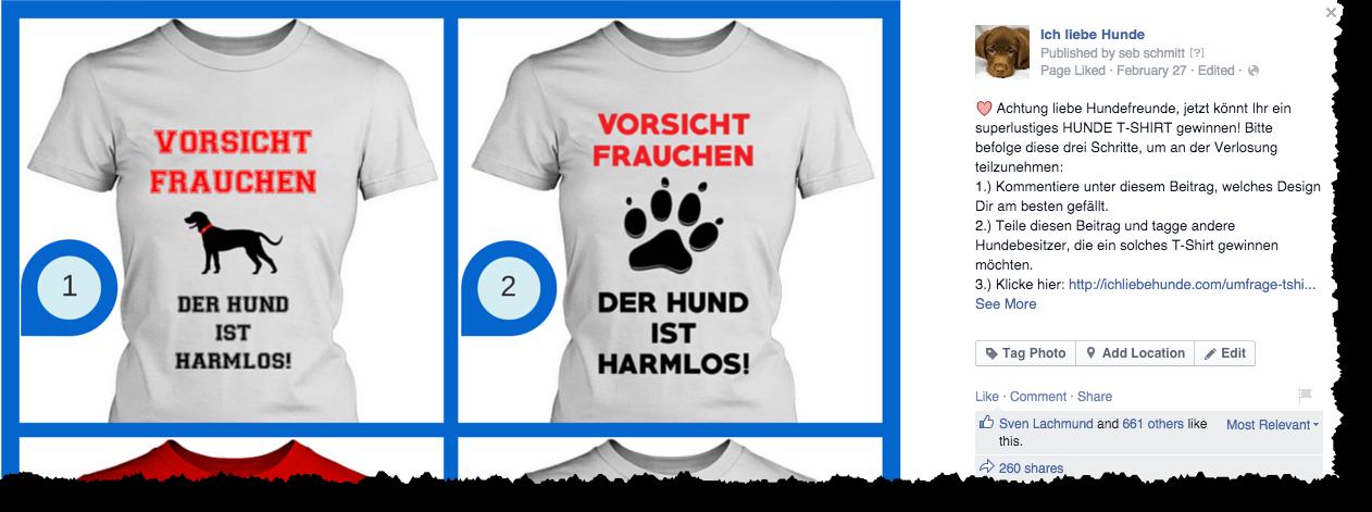 Die T-Shirt-Formel von Reto Stuber